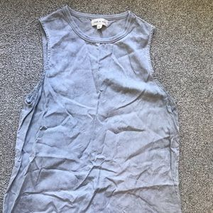 Cloth and Stone high low tank